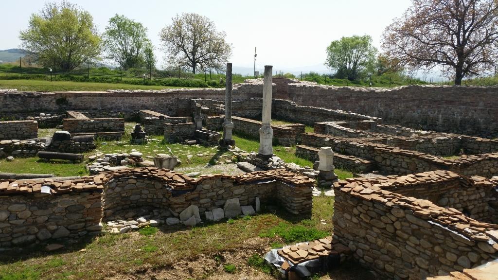 Nikopolis ad Nestoum near the village of Garmen