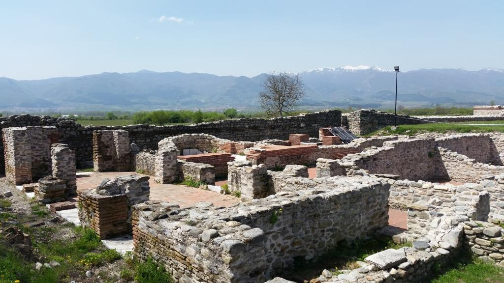 Destinations with G in Bulgaria - Nikopolis ad Nestoum