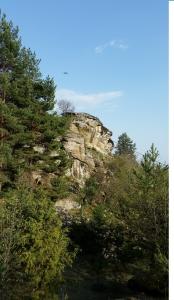 Gradishte megalithic sanctuary - the Man