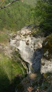 Gradishte megalithic sanctuary - the Dog
