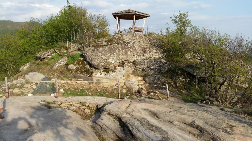 Destinations with G in Bulgaria: Gradishte, Dolno Dryanovo