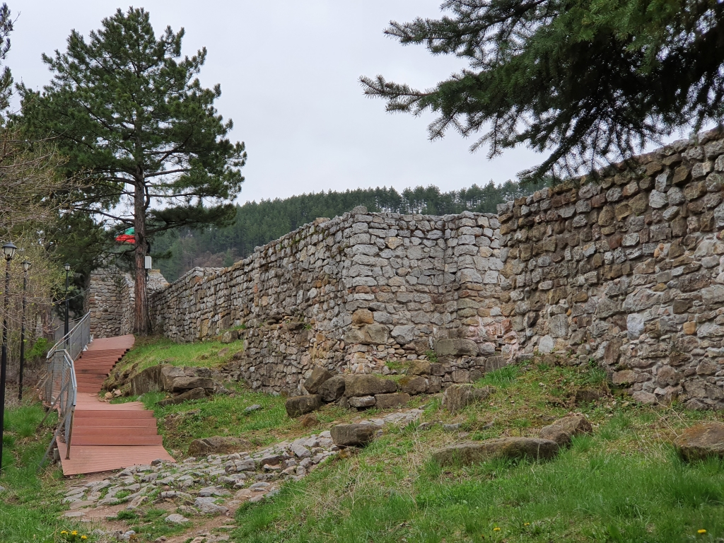 The fortress of Krakra