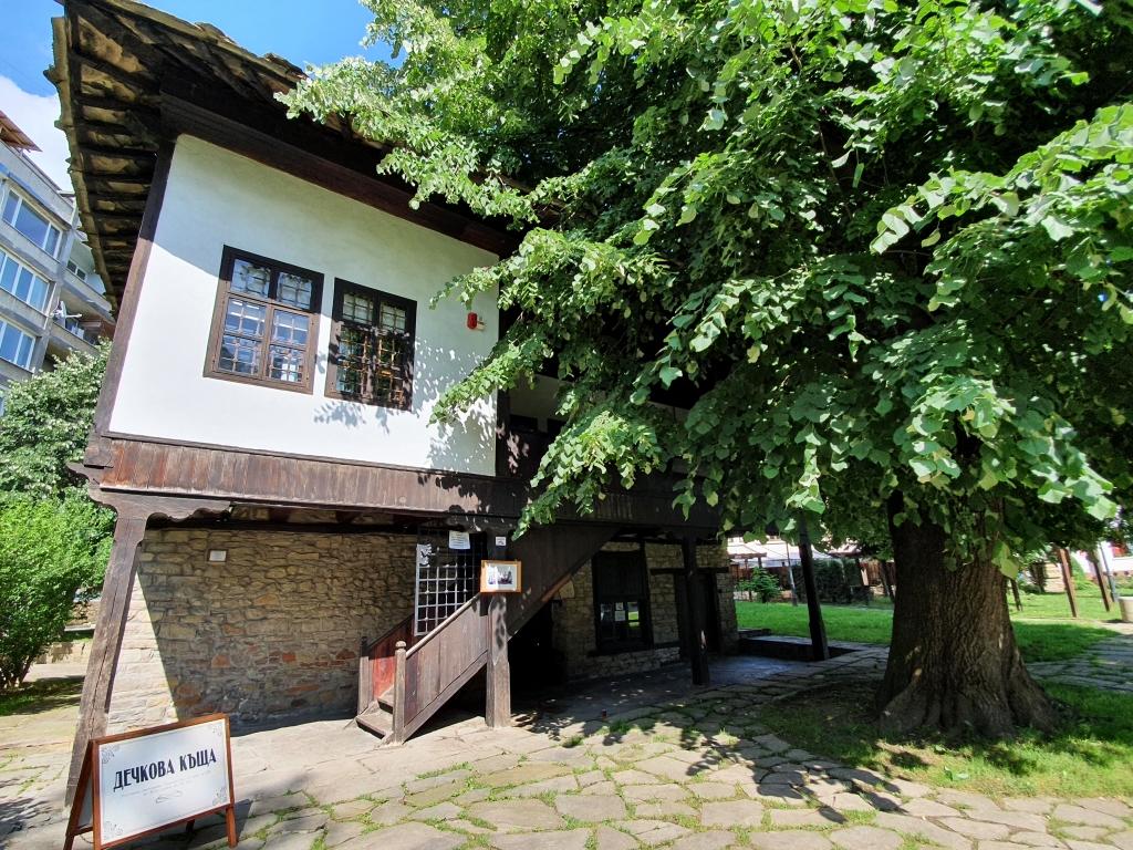Gabrovo, Dechkovs' House