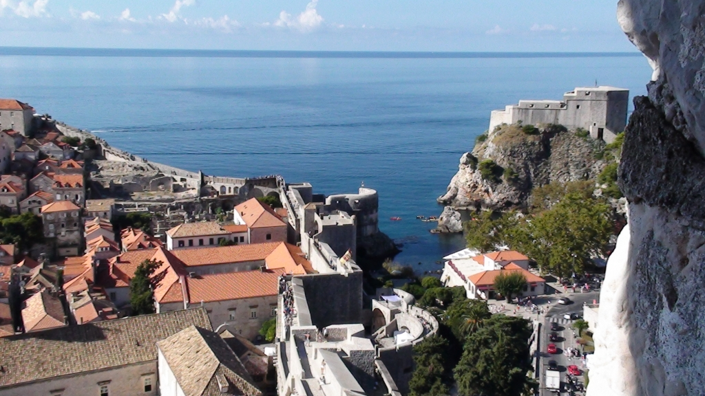 Favourite destinations with D on the Balkans - Dubrovnik