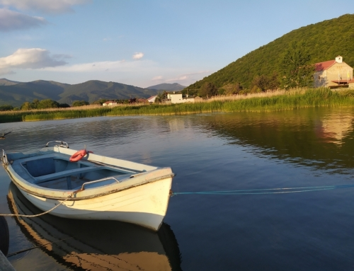 Have you been to Prespa?