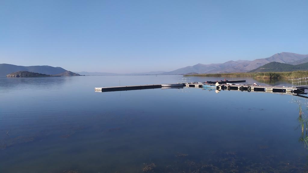 Prespa Lake